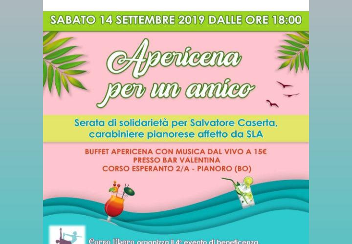 Serata Di Solidarietà Per Salvatore Caserta